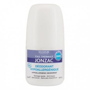 Déodorant Hypoallergénique - 50mL - Eau Thermale de Jonzac