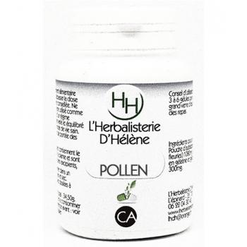 Pollen, 100 gélules, L'Herbalisterie D'Hélène