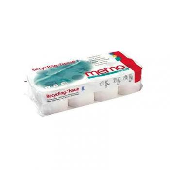 Papier Toilette 2 Couches - 8 par paquet