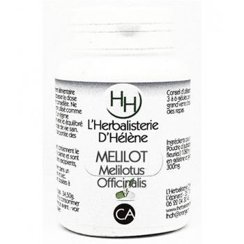 Mélilot, 100 gélules, L'Herbalisterie D'Hélène