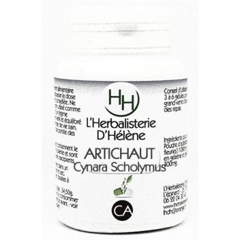 Artichaut, 100 gélules, L'Herbalisterie D'Hélène