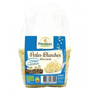 Perles Blanches 500g-Priméal