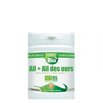 Ail + Ail Des Ours Bio