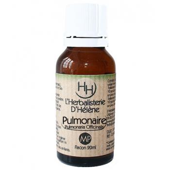 Pulmonaire, 20ml, L'Herbalisterie D'Hélène