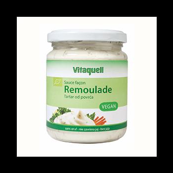 Sauce façon Remoulade Vegan 250ml Bio - Vitaquell