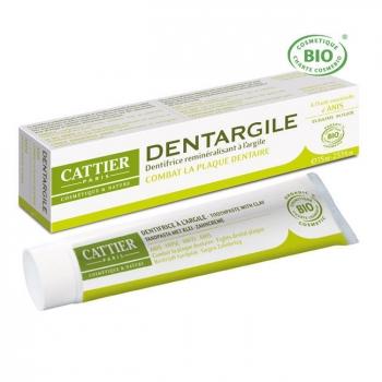Dentargile Dentifrice à l'Anis- 75ml - CATTIER