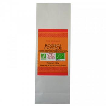 Thé Rooibos Exotique Bio - 100 g