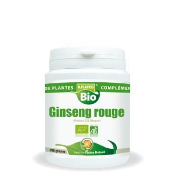 Ginseng Rouge Bio