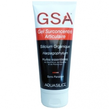 Gel Surconcentré Articulaire - 200ml - Aquasilice
