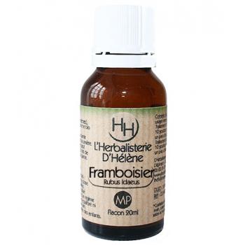 Framboisier, 20ml, L'Herbalisterie D'Hélène