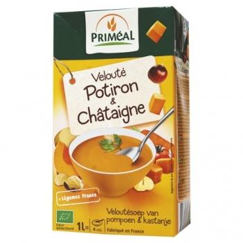 Velouté Potiron & Châtaigne 1L-Priméal