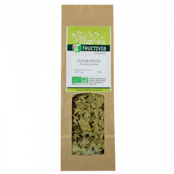 Tisane Eucalyptus Globulus feuille Bio - 120 g