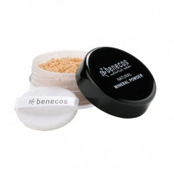 Poudre libre minérale Beige Sable (Sand) - Benecos