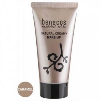 Fond de teint Crème Caramel - 3Oml - Benecos
