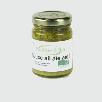 Sauce Ail ail - 90gr