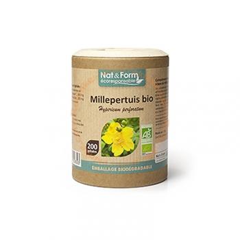 Millepertuis Bio Eco Responsable - 200 gélules de 200mg