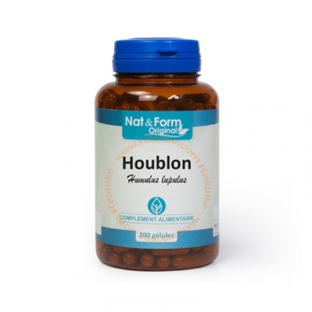 Houblon - Anxiété - 200 gélules de 150mg