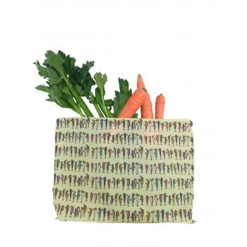 Sac Rectangle Emballage alimentaire réutilisable, Zéro déchet