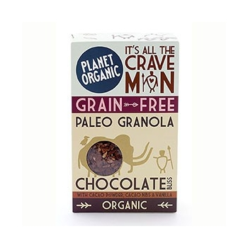 Paleogranola Chocolate 350g Bio - Planet Organic