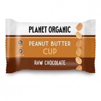 Cup Beurre de Cacahuètes 25g Bio - Planet Organic