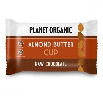 Cup Beurre d'Amandes 25g Bio - Planet Organic