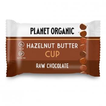 Cup Beurre de Noisettes 25g Bio - Planet Organic