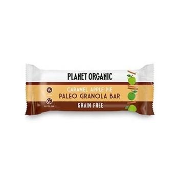 Barre Paléogranola Pommes Caramel 30g Bio - Planet Organic