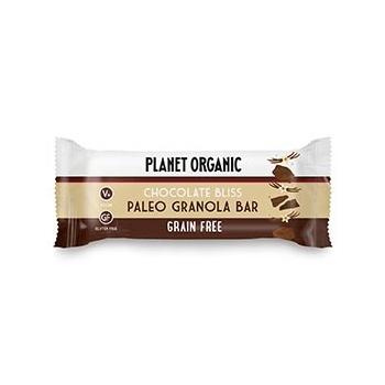 Barre Paléogranola Délice Extrême de Chocolat 30g Bio - Planet Organic