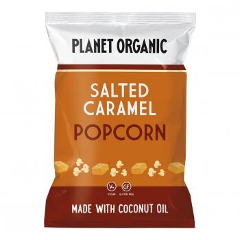 Popcorn Salé et Sucré 20g Bio - Planet Organic