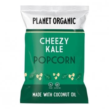 Popcorn Kale 20g Bio - Planet Organic