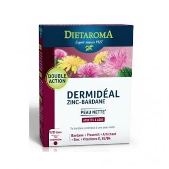 Dermidéal Peau Nette - 30 Comprimés -  DIETAROMA
