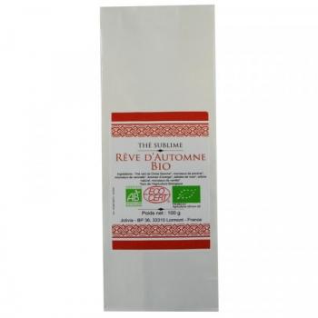 Thé Vert Rêve d'Automne Bio - 100 g