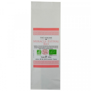 Thé Vert Miracle Estival Bio - 100 g