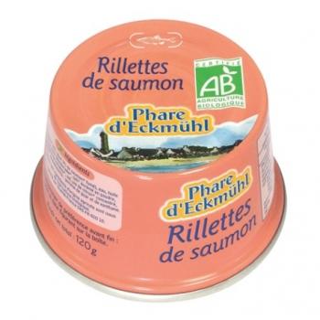 PHARE D'ECKMÜHL - Rillettes de saumon bio