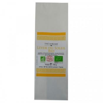 Thé Vert Lever du Soleil Bio - 100 g