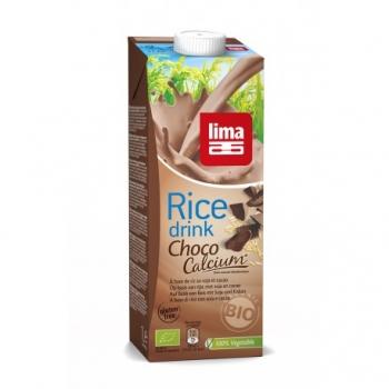 Rice Drink Choco-Calcium-Soja 1L-Lima
