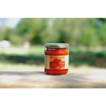 Sauce pimentée forte - 190g