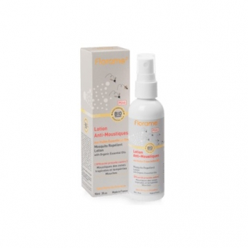 Lotion Anti-Moustiques Bio - 90ml - Florame