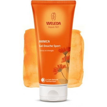 Gel Douche Sport Arnica - 200ml - Weleda