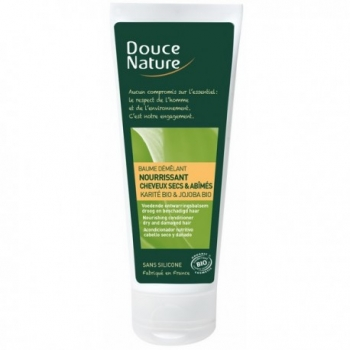 Baume Démêlant - Cheveux Secs - 200ml - Douce Nature