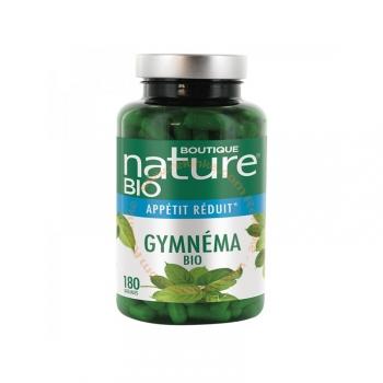Gymnéma Bio - Contre les envies de sucre - 180 gélules de 550mg