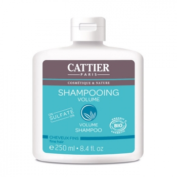 Shampooing Volume Cheveux Fins - 250ml - CATTIER