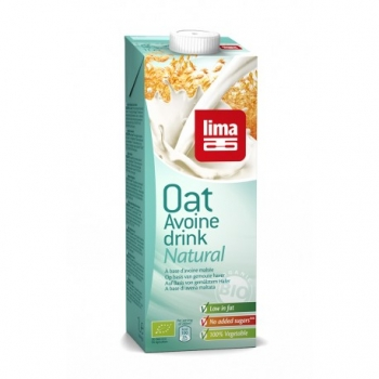 Avoine Drink Sans Gluten 1L-Lima