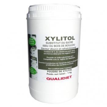 Xylitol - 1kg - Qualidiet