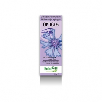 Optigem Gouttes Oculaires - 10ml - HerbalGem