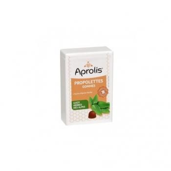 Propolettes Gommes - 50g - Aprolis