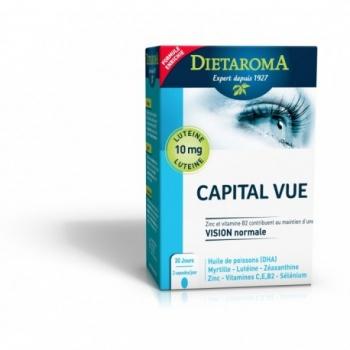 Capital Vue - 60 Capsules - DIETAROMA