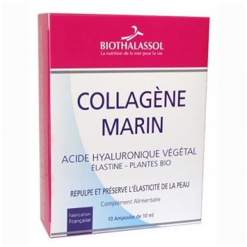 Collagène Marin - 10 Ampoules de 10ml - BIOTHALASSOL