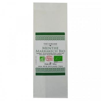 Thé Vert Menthe Marrakech Bio - 100 g