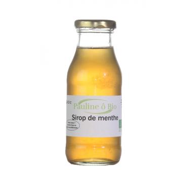 Sirop de menthe - 30cl